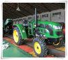 Trator elevado de Huaxia Jx554 do desempenho de custo para a terra de exploração agrícola