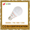 LED 전구 빛 램프 6500k