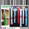 Plastikregal-hängender Haken-Streifen-Plastikclip-Streifen