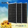 mono modulo solare cristallino 190W/pannello solare TUV/Iec/CE certificato (SNM-M190 (72))