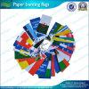 Banderas de papel del empavesado, banderas de la secuencia del PVC, empavesados de la bandera del poliester (J-NF11P04001)