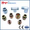 Ajustage de précision de pipe fileté par Jic modifié d'adaptateur mâle d'acier inoxydable (1JO)