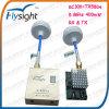 G05 5.8GHz Wireless 400MW Fpv AV transmisor receptor de RC Quad Copter Bobby