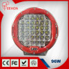 Bester LEDWork Light CREE 96W Round Flood/Spot LED Work Light