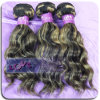 Quality superior Mix Color 1b/27 Loose Wave Supplier de Wig com Virgin Human Hair!