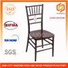Cadeira plástica de Brown Chiavari Tiffany da alta qualidade