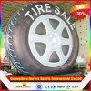 يشبع طباعة إطار العجلة قابل للنفخ مع صنع وفقا لطلب الزّبون علامة تجاريّة رخيصة على عمليّة بيع