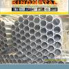 Conduttura d'acciaio galvanizzata del TUFFO caldo da 1.5 pollici