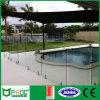 Glasierender Zaun mit lamelliertem Glas