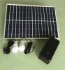 20W petits nécessaires solaires d'éclairage