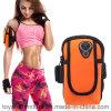 Beste verkaufenusa-Telefon-Armbinde für den Betrieb von Kurbelgehäuse-Belüftung Sports wasserdichte orange Frauen