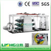 Ytb-6800 6colors High Speed Rolling Paper Flexo Printing Machinery