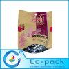 Stand Ziplock encima de Kraft Paper Bag