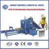 Machine de fabrication de brique concrète automatique du prix bas Qty6-15