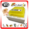 Dessus 2014 vendant le mini incubateur bactériologique de 48 oeufs