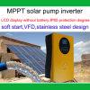 De zonne AC Omschakelaar van het Controlemechanisme van de Pomp voor het Pompen van Water