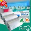 High-density материалы для давления - чувствительные стикеры BOPP слипчивых ярлыков