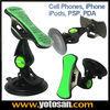 Alta Calidad Holder coche universal para el teléfono móvil (YTSC040)