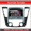 Reproductor de DVD especial para la sonata de Hyundai con el GPS, Bluetooth de Car. (AD-6598)