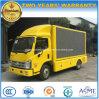 5 camion di pubblicità mobile impermeabile del veicolo 4*2 della visualizzazione di T LED