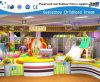 O grande jogo de crianças da alameda centra o equipamento do campo de jogos (HC-22329)