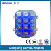 Кнопочная панель стандарта PS/2 способа новая освещенная контржурным светом USB