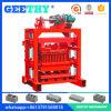 Блоки цемента кирпича Qtj4-40 делая машину