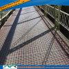 Grata stridente d'acciaio della pavimentazione di Decking del ponticello di ASTM