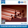 Material duro C17510 Copper Pipes con Good Conductivity