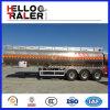 Rimorchio personalizzato del serbatoio di combustibile dell'asse dell'autocisterna diesel di trasporto dell'olio tri semi