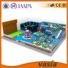 Trampolino e Children Soft Playground Combined Park