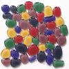 Скачками стеклянная мозаика (RY-C-01)