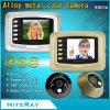 Metallkameravideopeephole-Tür-Kamera-Digital-Türpeephole-Projektor
