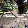 Prancha plástica de madeira ao ar livre do composto WPC de Deco