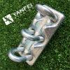 Galvanisierter dreifacher Typ Drahtseil-Klipp für Stahldrahtseil