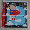 3D Father's Day Paper Gift Card