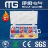 SGS RoHS BV van Ce ISO9001 Bewezen Eind & de Terminal van Mg van de Schakelaar