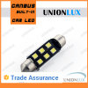 SMD 4.5W 41mm DEL Car Bulb Festoon Light Reading Light