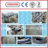 PPのPE PVC単一の壁の波形の管機械高品質の熱い販売