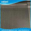 setaccio a maglie perforato dell'acciaio inossidabile del passo del foro 2mm di 1mm a strati 1mm