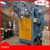 Máquina del chorreo con granalla de la percha de la serie Q37 para el precio de limpieza superficial