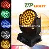 36 * 15W RGBWA Wash LED de cabeza móvil