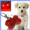 Bone Shape Pet LED Dog Tag Sécurité LED Flash Collar Light (DT-001)