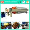 Máquina de cocinar hidráulica del filtro de petróleo de mostaza de la fabricación