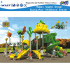 Equipamento ao ar livre Playsets da corrediça do campo de jogos das crianças (HD-FY01301)