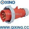 Штепсельные вилки Cee/IEC пластичные & гнезда (QX300)