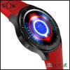 Telefon der Fabrik-Großhandelsintelligentes Uhr-Dm368 8 GB-Speicher Bluetooth WiFi GPS Verfolger-intelligente Uhr mit SIM Einbauschlitz
