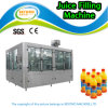 Remplissage de bouteilles de capsulage et étiquetage machine
