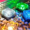 太陽エネルギーの氷LEDの煉瓦地下ライト