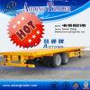 Aanhangwagen van de Fabrikant van China Flatbed Semi voor Verkoop